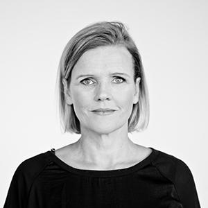 An Image of Áshildur Bragadóttir, the Director of Visit Reykjavík