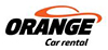 Orange Car Rental logo